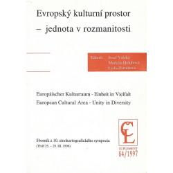 Evropský kulturní prostor