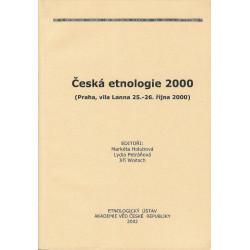 Česká etnologie 2000