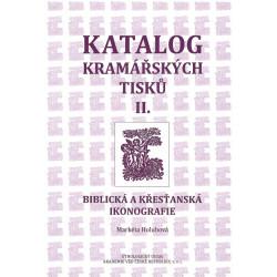 Katalog kramářských tisků II.