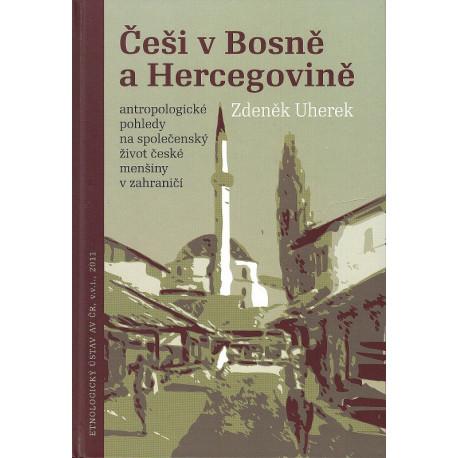 Češi v Bosně a Hercegovině