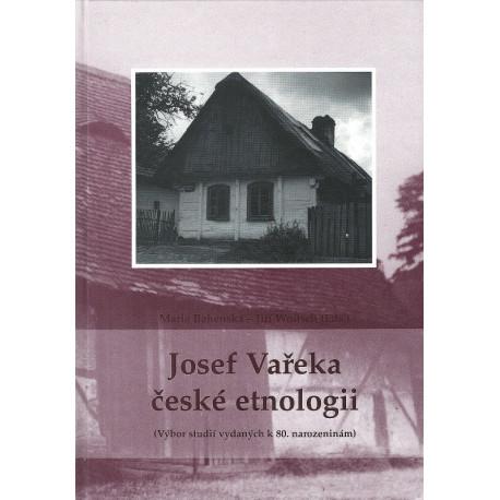 Josef Vařeka české etnologii