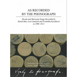 As recorded by the phonograph