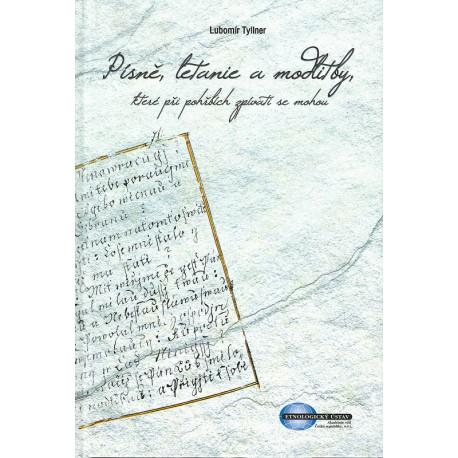 Písně, letanie a modlitby, které při pohřbích zpívati se mohou