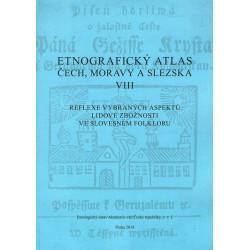 Etnografický atlas Čech, Moravy a Slezska. VIII