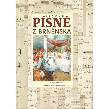 Lidové písně z  Brněnska
