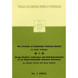 Prague Occasional Papers in Ethnology 1