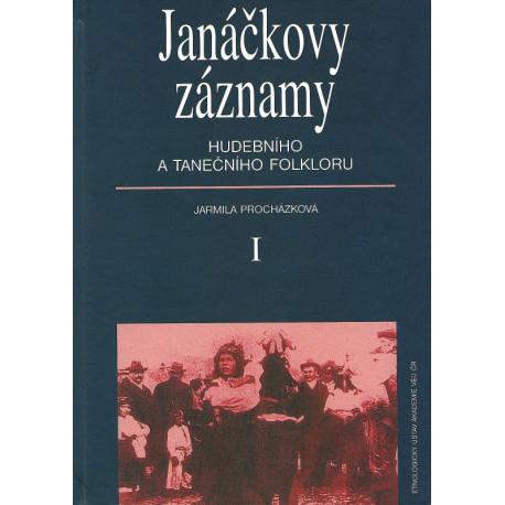Janáčkovy záznamy hudebního a tanečního folkloru