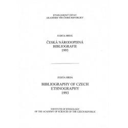 Česká národopisná bibliografie 1993